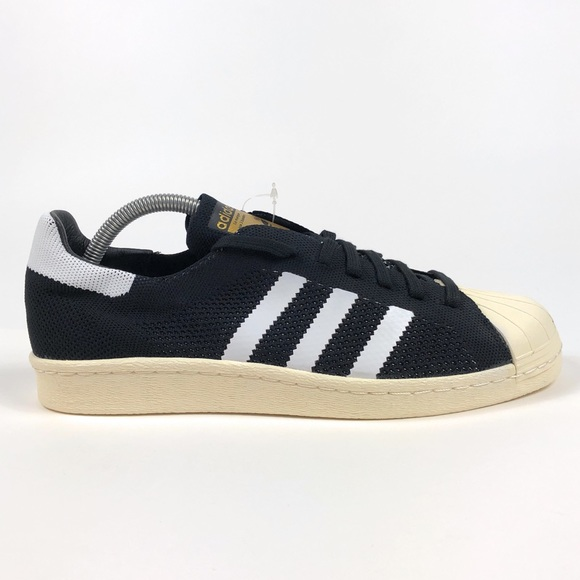 Adidas Superstar 80s Mens Shell Toe Shoes S82780
